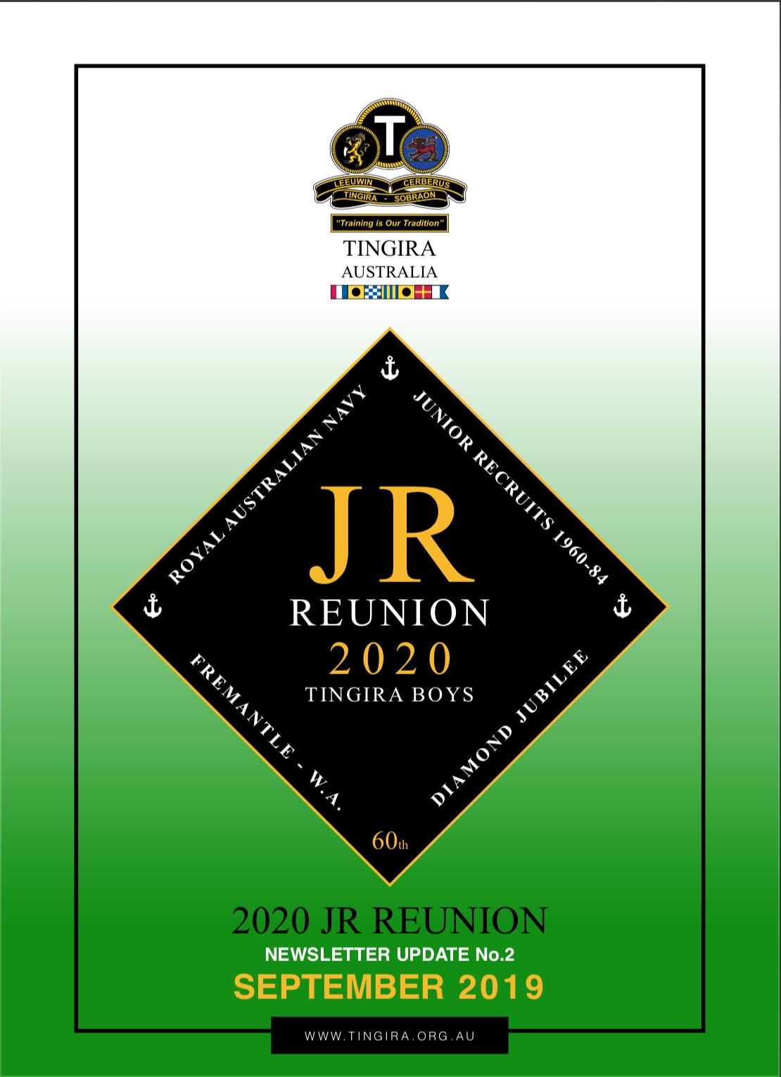 2020 JR Reunion