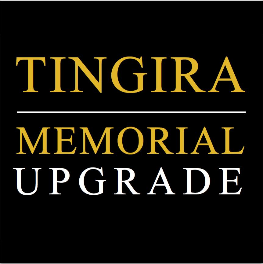 Tingira Memorial Donation