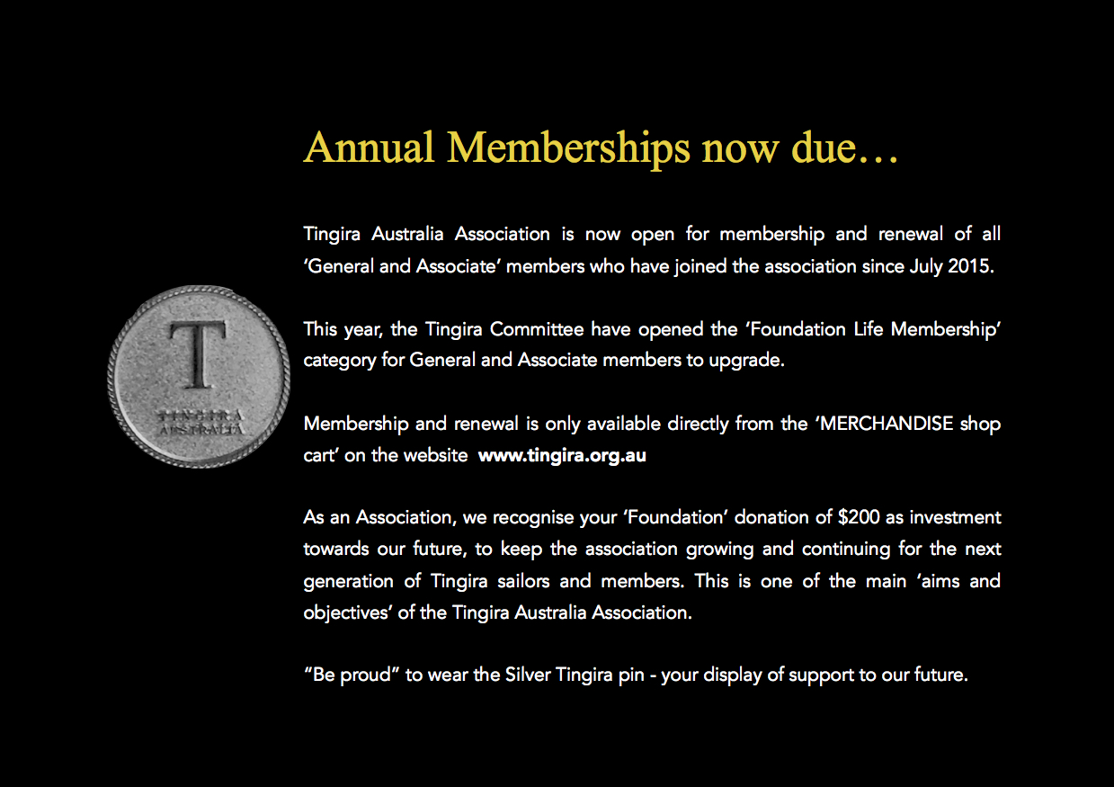 FOUNDATION MEMBERSHIP