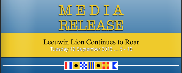 Media Release – Leeuwin Lion Continues to Raw