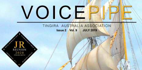 Voice Pipe July 2019