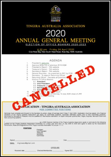 agm cancelled