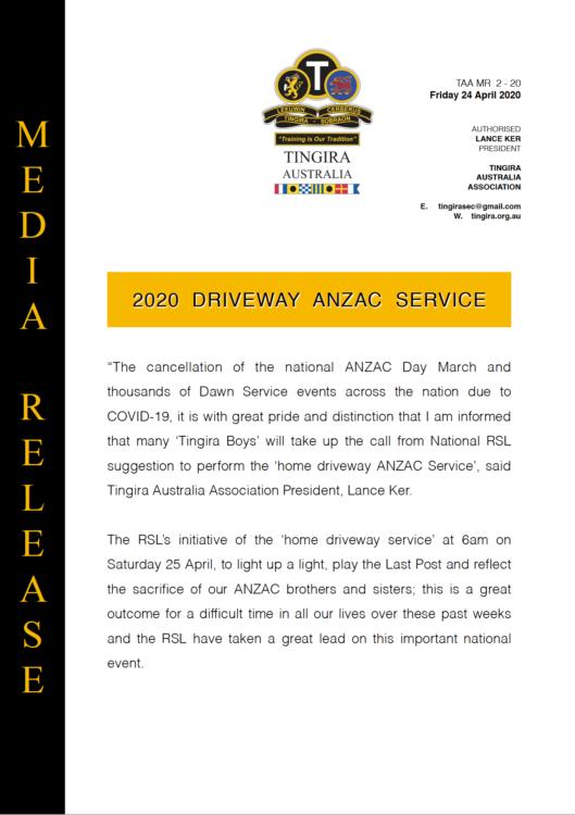anzac driveway service