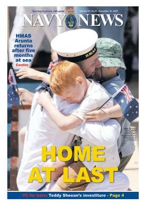 navy news december 2020