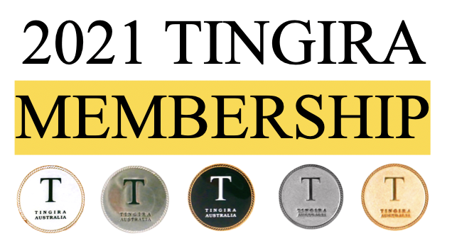 2021 tingira membership
