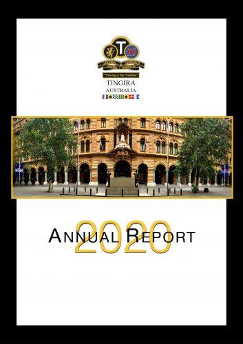 Tingira annual report 2020