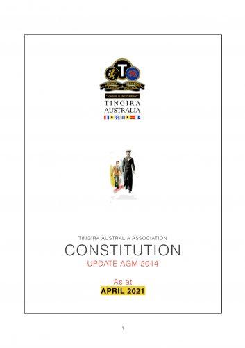 Tingira constitution